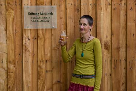 Ortkrug Katja klein 5029 Naturschutzstation Auf dem Ortkrug eröffnet