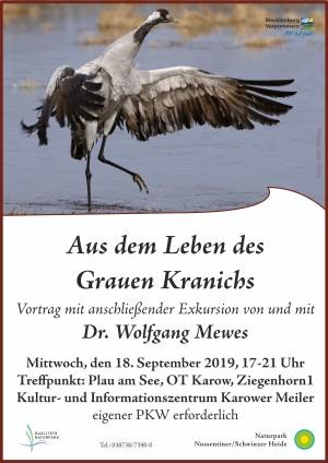 Plakat Kraniche2019_klein