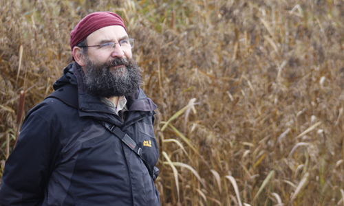 Ralf Koch Foto Michael Unmack Exkursion und Kolloquium