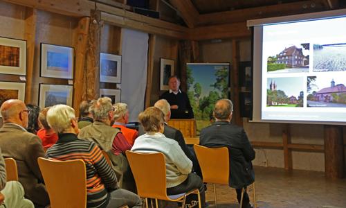 Udo Steinhäuser Foto Ralf Koch1 Exkursion und Kolloquium
