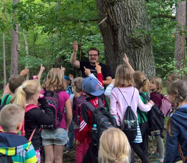 Umweltbildung 620x542 Projekt 50 Klassenfahrten in die Naturparke