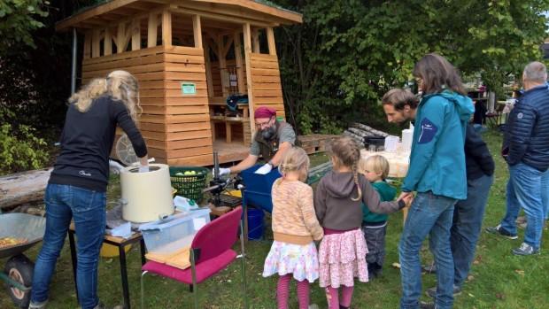 WP 20190928 10 45 12 Pro 620x349 Schön war´s: Das Herbstfest 2019 am Karower Meiler