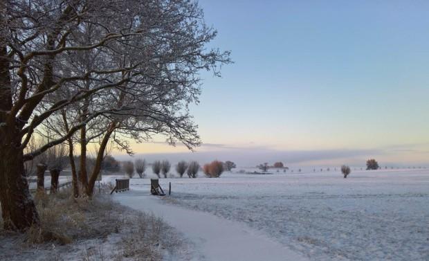 Winter im Naturpark 620x377 Naturpark Wanderung zwischen den Jahren