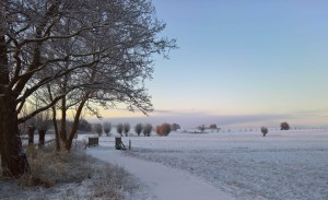 Winter im Naturpark