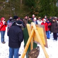 Winterwanderung, Nossentiner-Schwinzer Heide, Ralf Koch, 2013
