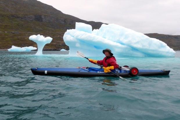 groenland muenzberger 3 620x414 Vortrag Grönland   Im Faltboot zu Siedlungsplätzen der Wikinger und Inuit am 13.11.