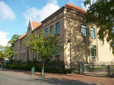 "gs brinkmann Grundschule ""John Brinckmann"" Goldberg auf dem Weg zur Naturparkschule"