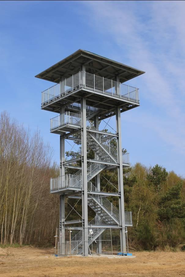 image0062 Neuer Aussichtsturm auf dem Hellberg