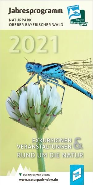 Veranstaltungskalender - Titelbild © Naturpark OBW