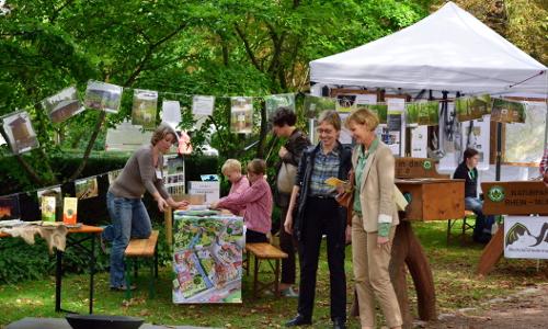 2014 Textbild Erntedank 2 Umweltfestival in Wiesbaden am 10. und 11. August 2018