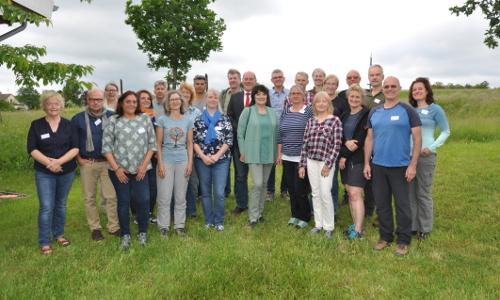 DSC 0047 Teilnehmer Botschafter für den Naturpark Rhein Taunus