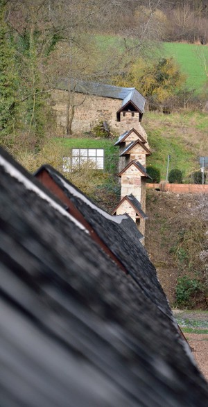 Kloster Eberbach_Abendstimmung