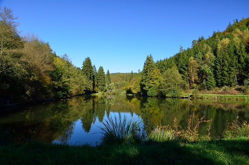 Wandern Wispersee Wisper 2016: Kultur trifft auf Natur