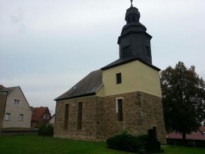 Kirche Waldau