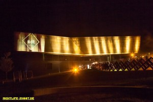 Beleuchtung beim 1. SWAG 2015