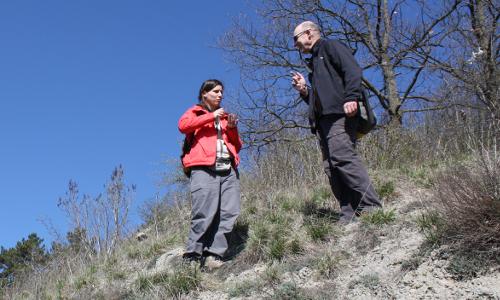 Abb. 1 Adriana Kirchner Beitrag Personalwechsel im Geo Naturpark