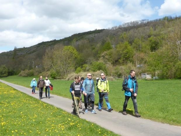 P1280216 620x465 Einmalige Kulturlandschaft wartet auf Entdecker    Welterbe Wandertag am 14. April mit Start in Freyburg