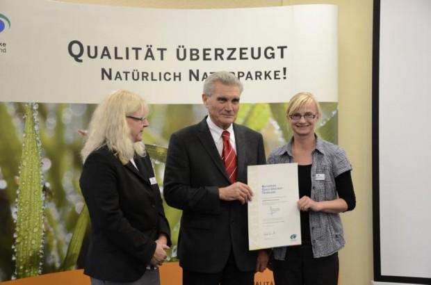 """Qoffensive SALUT2 620x410 Qualität überzeugt! Der Geo Naturpark Saale Unstrut Triasland erhält zum zweiten Mal Auszeichnung in bundesweiter """"Qualitätsoffensive Naturparke"""""""
