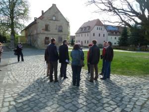 Jury Dorfwettbewerb in Rehmsdorf