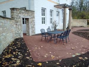 Teehaus - Barockgarten aussen