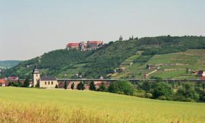 Landschaft zwischen Unstrut und Saale Copyright: VDN/Gundula Klämt