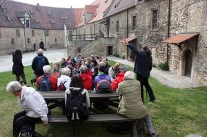Welterbewandertag - Schloss Neuenburg - Freyburg (Unstrut)