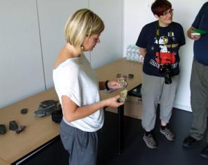 Sommerwerksatt Arche Nebra - Einführung (A. Börner)