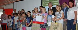 Teilnehmer Grundschulen 300x118 Kinder  und Schüler  Wettbewerb endete mit hoher Beteiligung