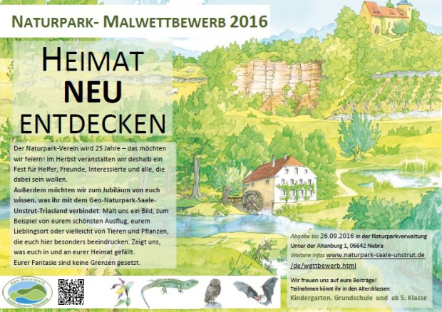 wettbewerbplakat2016 620x438 Naturpark Wettbewerb 2016