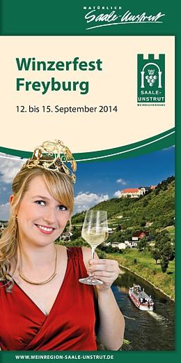 Winzerfestprogramm 2014