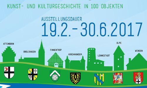 200JahreOE Innenteil 19.02.2017 bis 30.06.2017: Sonderausstellung 200 Jahre Kreis Olpe