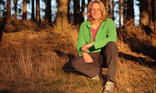 Alexandra Busch innen 13. Dezember: Mit traumhaften Ausblicken zum Stüppel