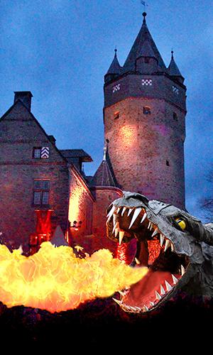 Altena Mittelalterfest2 05.   07. August 2016: Altena   Eine Stadt erlebt das Mittelalter