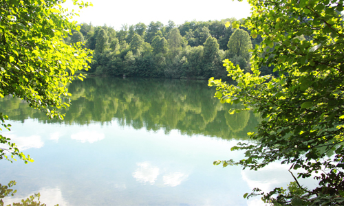 Badequalität Innen1 Top  Qualität der Badegewässer im Naturpark Sauerland Rothaargebirge