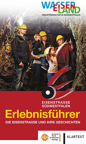 Buch Eisenstraße Erlebnisführer Eisenstraße Südwestfalen neu erschienen