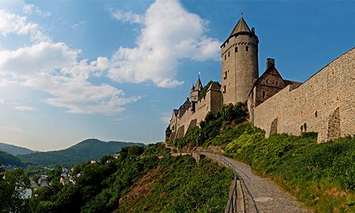Burg Altena1 Bis 31. Oktober: Offene Führungen auf der Burg Altena