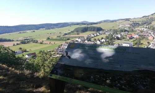 Erlebnisbericht Innen Blick vom SHF Unterwegs auf dem Sauerland Höhenflug in Düdinghausen