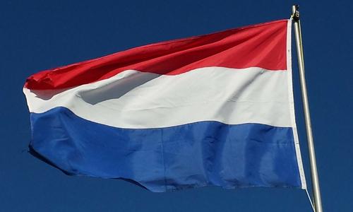 Flagge NL Innen Naturpark Website ab Oktober auch auf Niederländisch