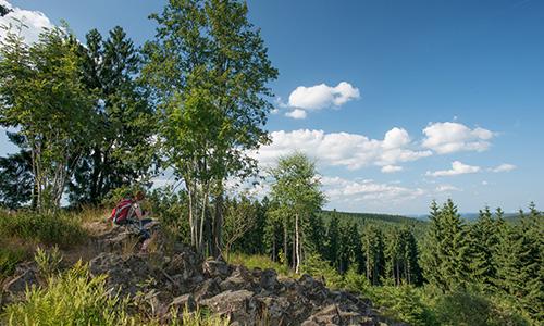 Foto Innenteil Buchhellertal 22.07.2017: Wanderung durch das Buchhellertal