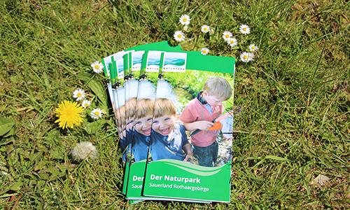 Foto Innenteil Flyer1 Noch Fragen zum Naturpark Sauerland Rothaargebirge?