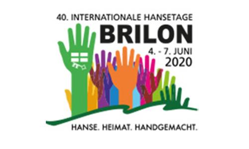 """Foto Innenteil Hansetage Bis April 2019 Wanderausstellung """"Westfälische Hanse"""""""