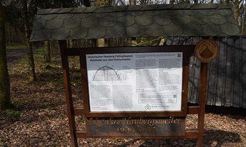 Foto Innenteil Hauberg1 Zertifikatslehrgang Natur  und Landschaftsführer für den Naturpark Sauerland Rothaargebirge
