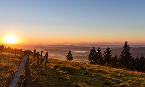 Foto Innenteil Leer Kalied 20.05.2018 Panoramablick Wanderung