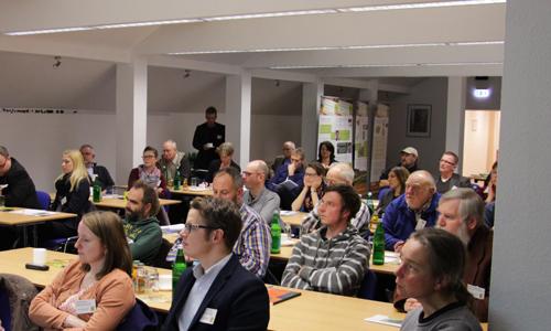 Foto Innenteil Leer Regionalvermarktung Erste Veranstaltung des Naturparks zum Thema Regionalvermarktung ein Erfolg