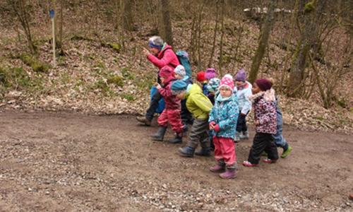 Foto Innenteil entdeckertag1 Schulen und Kitas auf Entdeckungsreise im Naturpark Sauerland Rothaargebirge