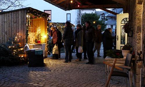 Foto Innenteil wallen 16.12. und 17.12: Weihnachtsmarkt in Wallen /Meschede