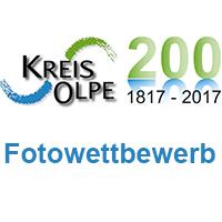 Fotowettbewerb anlässlich des Kreisjubiläums (Logo: Kreis Olpe).