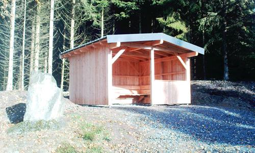 Franzosenhütte Die Qualitätsoffensive des Naturparks Sauerland Rothaargebirge schreitet voran!