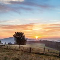 Herrliche Aussichten in das obere Sauerland bietet sich den Wander*innen (Foto: Ferienwelt Winterberg)