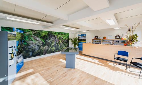 Hemer innen Neuer Imagefilm zu den Naturparkinformationszentren